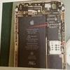 iPhone 6ネジ穴とマザーボード修理ガイド