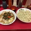 ラーメン二郎@湘南藤沢の豚入りつけ麺
