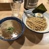 麺屋 海心@辻堂の濃厚つけ麺(とネギ塩チャーシュー丼)