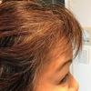 白髪染めをやめてから2ヶ月半経過、の経過報告
