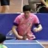 安藤大貴選手(藤ミレニアム)一回戦突破の、2019全日本社会人卓球選手権大会