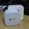 迷ったらコレ!素早く充電!安全素材!iCleverのUSB充電器をご紹介。