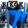 トランスフォーマー:SIEGE War for Cybertron サンダークラッカー+スカイワープ(ファントムアタックスカッドロン)