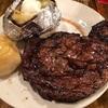やっとAdams Breezy Hill Farmでステーキが食べられました。脂身が多いのが特徴で、とっても美味しいです…