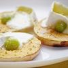 スーパーで安い・新鮮な材料買っておうちカフェ【バターナッツ南瓜と銀杏のルフォンミルレ・チーズ焼き-Leffond milleret cheese baking of Butter nuts pumpkin and gingko nut-】