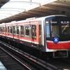 鉄道の日常風景18…大阪メトロ1周年記念HM20190402
