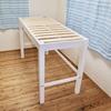 ロフトベッドをオーダーで作りました。