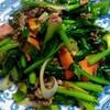 ひき肉野菜炒め🍳