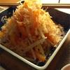 ✴︎大根とパプリカの鰹節和え(覚書)、ひじき煮物、南瓜煮付け、簡易手巻き