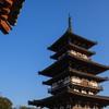 奈良・西の京に行ってきました 薬師寺編