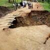 大地の亀裂が続く/アフリカ大陸が2つに分裂するかもしれない大地溝帯とそれに似た日本を東西に分裂するフォッサマグナ