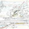 岩屋谷池(兵庫県明石)
