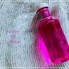 ソラン・デ・カブラスのピンクボトル〈ピンクリボン運動〉@バンコク