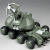 1/144 DAG-MBT-MB92 92式メーサービーム戦車  素組レビュー