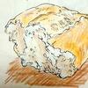 執筆活動、ワインとパンとチーズ in フランス