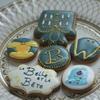 日本アイシングクッキー協会講座Lesson8自分でデザインしていよいよ卒業制作