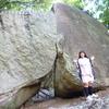 アート旅14 めっちゃデカーイ石!大阪城の石垣に使われた石