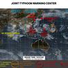 【台風情報】台風19号の東側にまとまった雲があり、台風の卵である熱帯低気圧を経て台風20号となりそう!台風19号は本州直撃コースを予想!