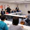 時間が足りない、これでは吉野復興大臣の顔見せ、福島県農民連の要請行動