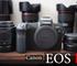 キヤノンのフルサイズミラーレスカメラ、EOS R購入