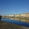 冬のイタリア「ひとりで滞在するフィレンツェ旅!サント・スピリトからサンタ・トリニタ橋。輝くフィレンツェの魅力とは?」