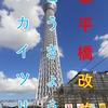 【東京スカイツリー】東武が推しまくっている観光名所!