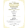 全日本マラソンランキング100位!!【雑談】#61点目