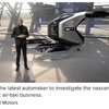 Cadillac's eVTOL is an electric, autonomous personal air taxi