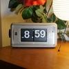デジタルなようでデジタルでない、古き良きパタパタ時計を再び【GS Flip Clock TWEMCO × STUSSY】