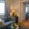 Kempinski Nile Hotel Garden City Cairo(ケンピンスキー ナイル ホテル) : 部屋 Nile Junior Suite