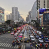 【バンコクウォーク】バンコクの街をバイクで散歩するyoutubeが癒される