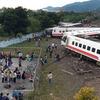 台湾で列車脱線 少なくとも18人死亡、168人負傷