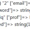 CakePHP3でSQL文を直接書く方法