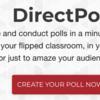 イベント登壇時に使える!!インタラクティブな投票ツール「DirectPoll」の紹介