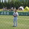 α7ⅢとSEL70200Gでプロ野球撮影!阪神タイガース2軍戦VS広島カープの写真