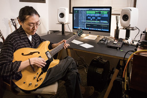 阿南智史(never young beach) 後編〜GENELEC The Ones Load Test