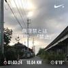 ランニングのススメ・暑熱順化【走り込み期9-3-4】リディアード式(eA式)マラソントレーニング記録