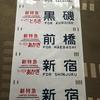 方向幕から辿る 東海道線185系の歴史③