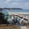 冬の『角島 (つのしま) 』サイクリング