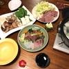 【料理】ブリ刺、ブリ・アコウ鍋、鯛茶漬け、とか