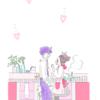 イラスト・カレンダー壁紙【2018年2月】