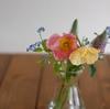そうだ、花を飾ろう!!
