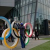 JOC、日本オリンピックミュージアムに潜入。