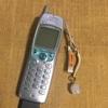 1998年、初めて手にした携帯電話が出てきたので、起動してみた話