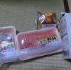3/24 浄化槽点検代3000 焼豚164(20%引) 牛豚ひき肉(半額) カスタードシュークリーム84(20%引) 北海道牛乳159