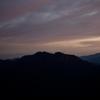 大日岳から立山・室堂へ:夜明けの頃(DAY2-1)