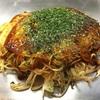 広島名物『お好み焼き』と『むさし弁当』