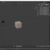 BlenderでLoopToolsアドオンを使って辺の頂点の間隔を均一にする