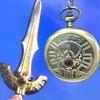 ドラクエ11おもしろいですね!! ドラゴンクエスト AM ロトのしるし懐中時計 開封レビュー!