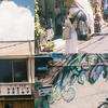 下北沢散歩と小さなカメラ(PENTAX ESPIO AF ZOOM 35mm-70mm FULL MACRO, CONTAX TVS II)